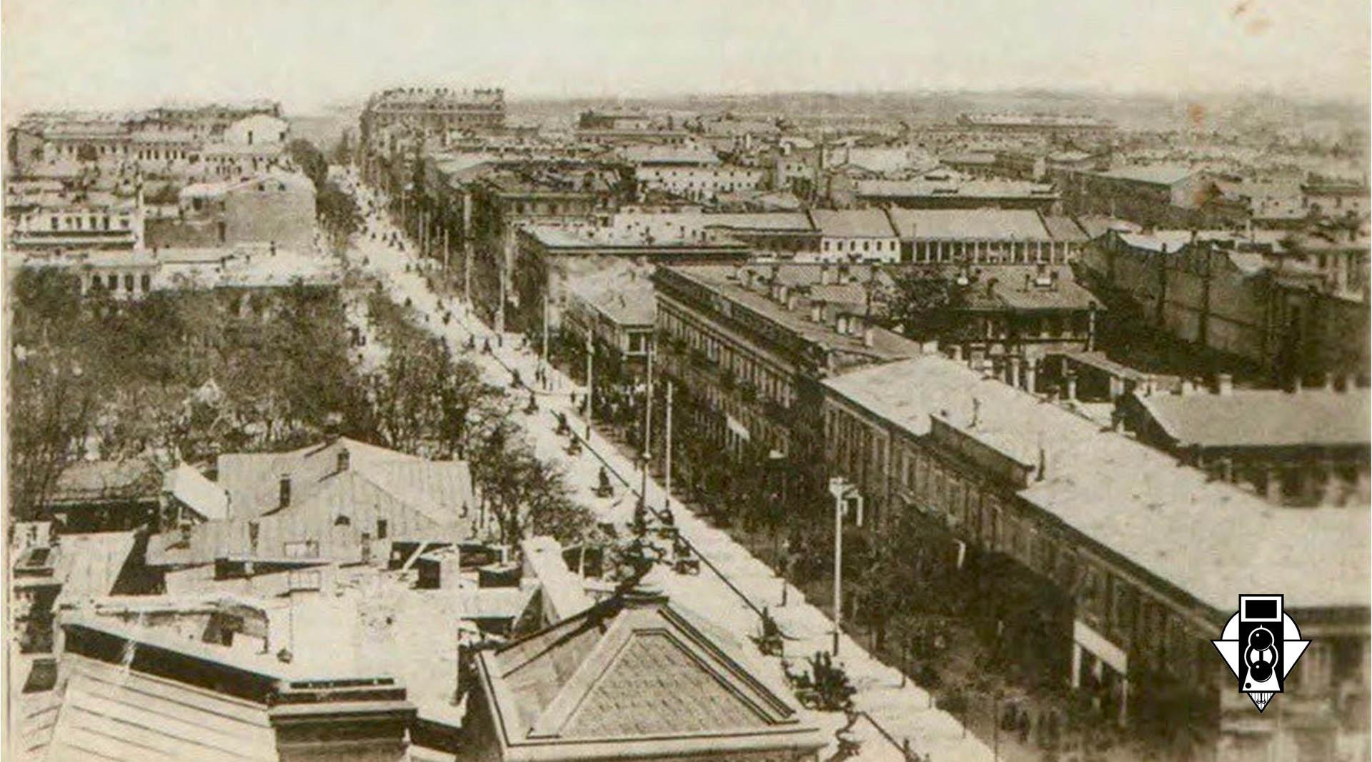 История одесской фотографии