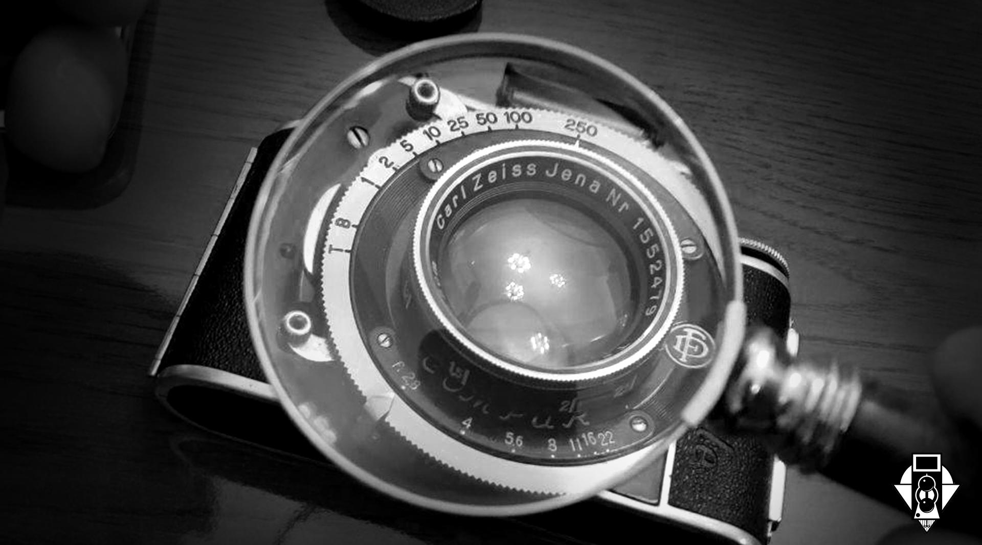 Беседа о фотоаппаратах и фотографии