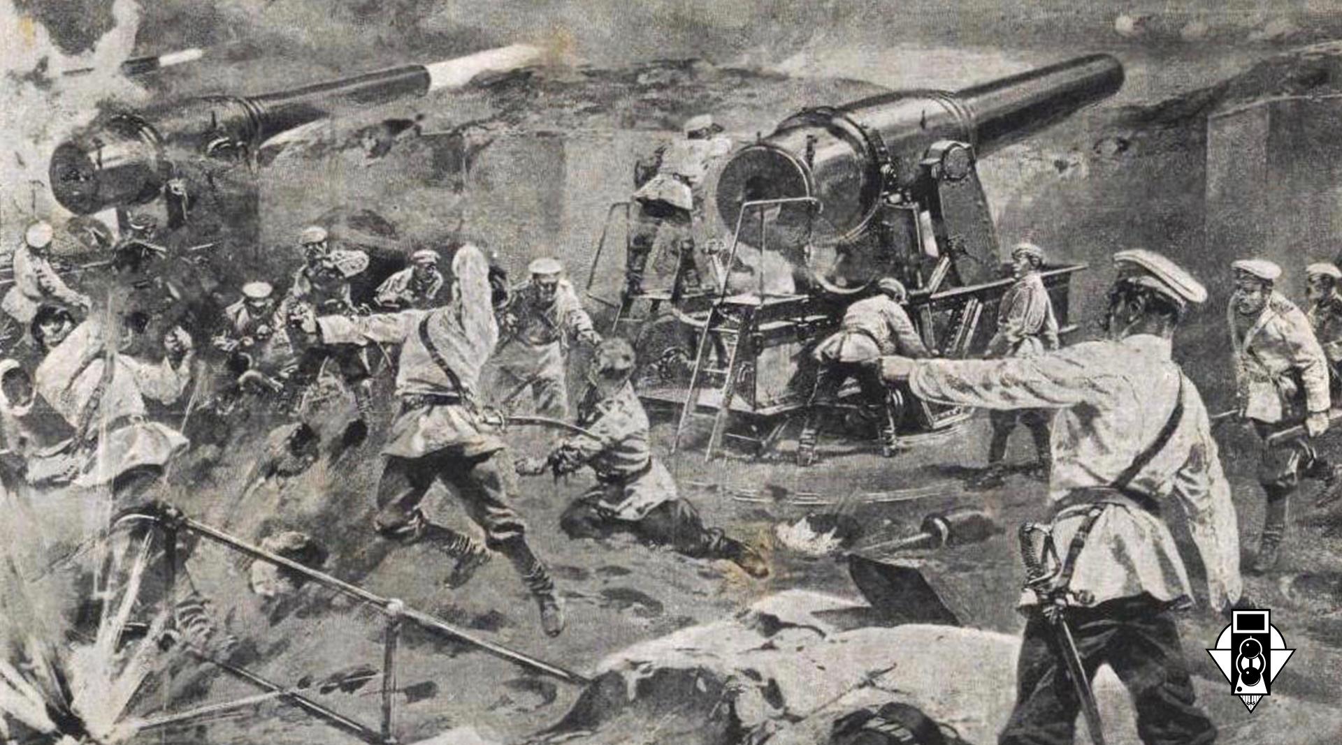 Фотография на войне в 1904-1905 гг.