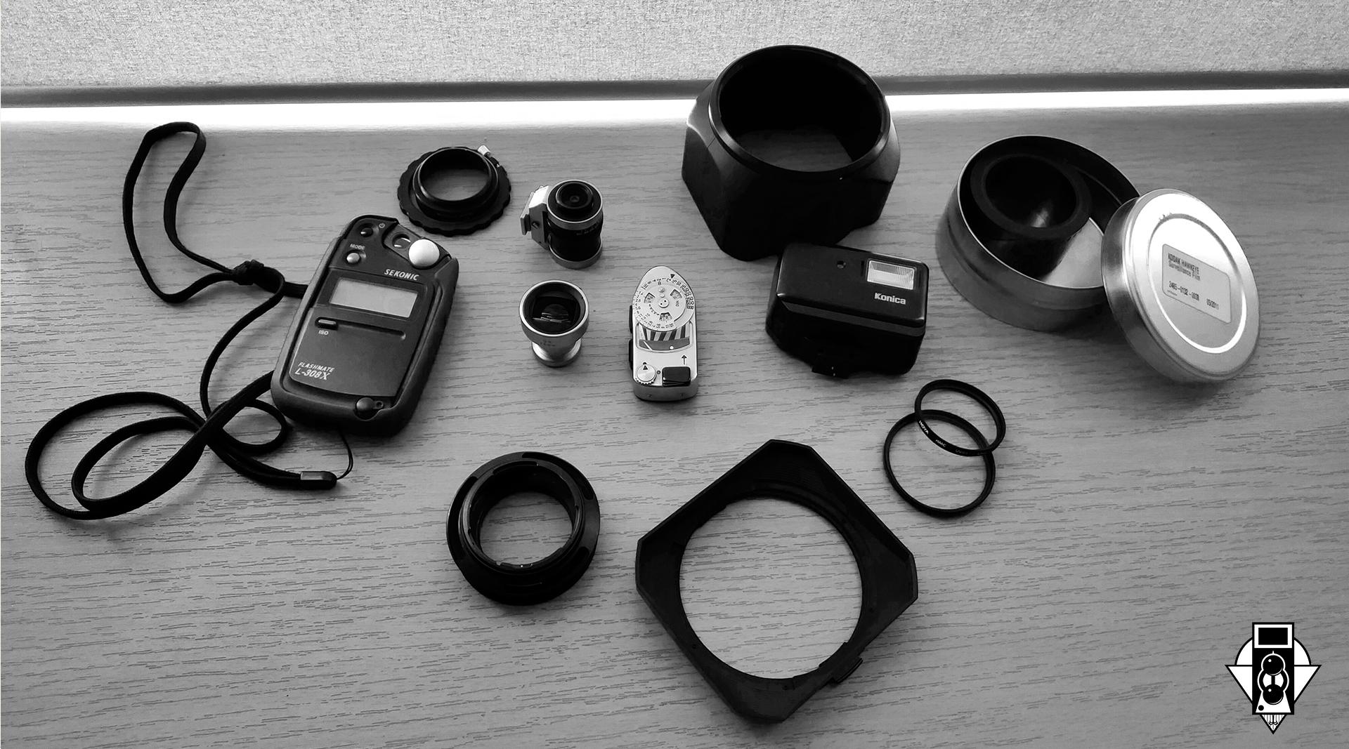 Развитие фотоаксессуаров