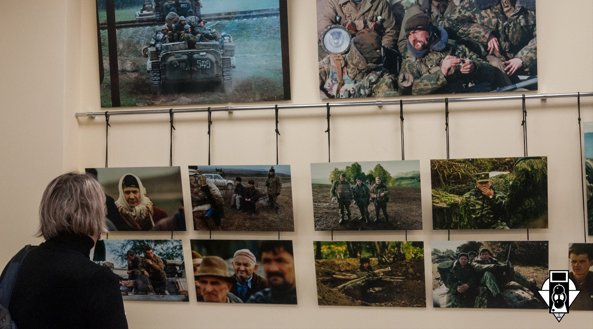 «Чечня. Война. Будни». Максим Мармур в Рыбинске