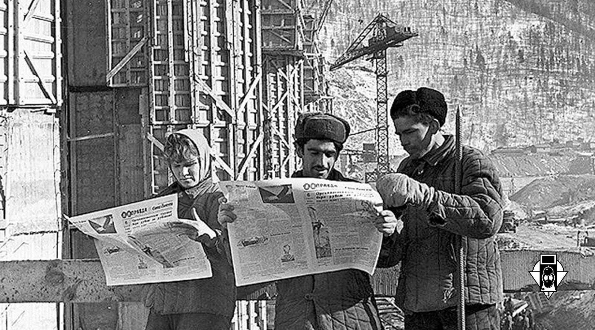 Фото-журналисты о своей профессии. Макс Альперт