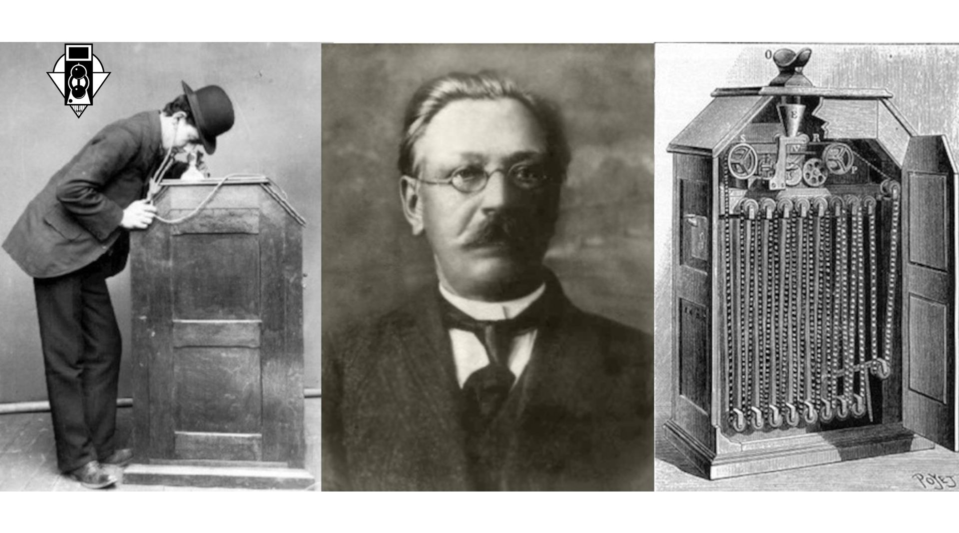 Изобретение одесского механика у истоков первого киноаппарата