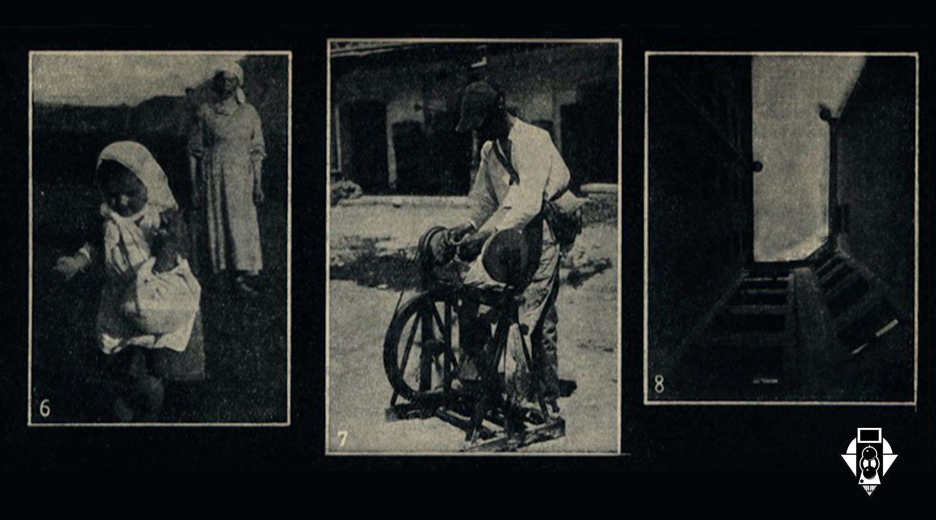 Критические заметки фотографий в журнале «Советское фото» 1928 г.