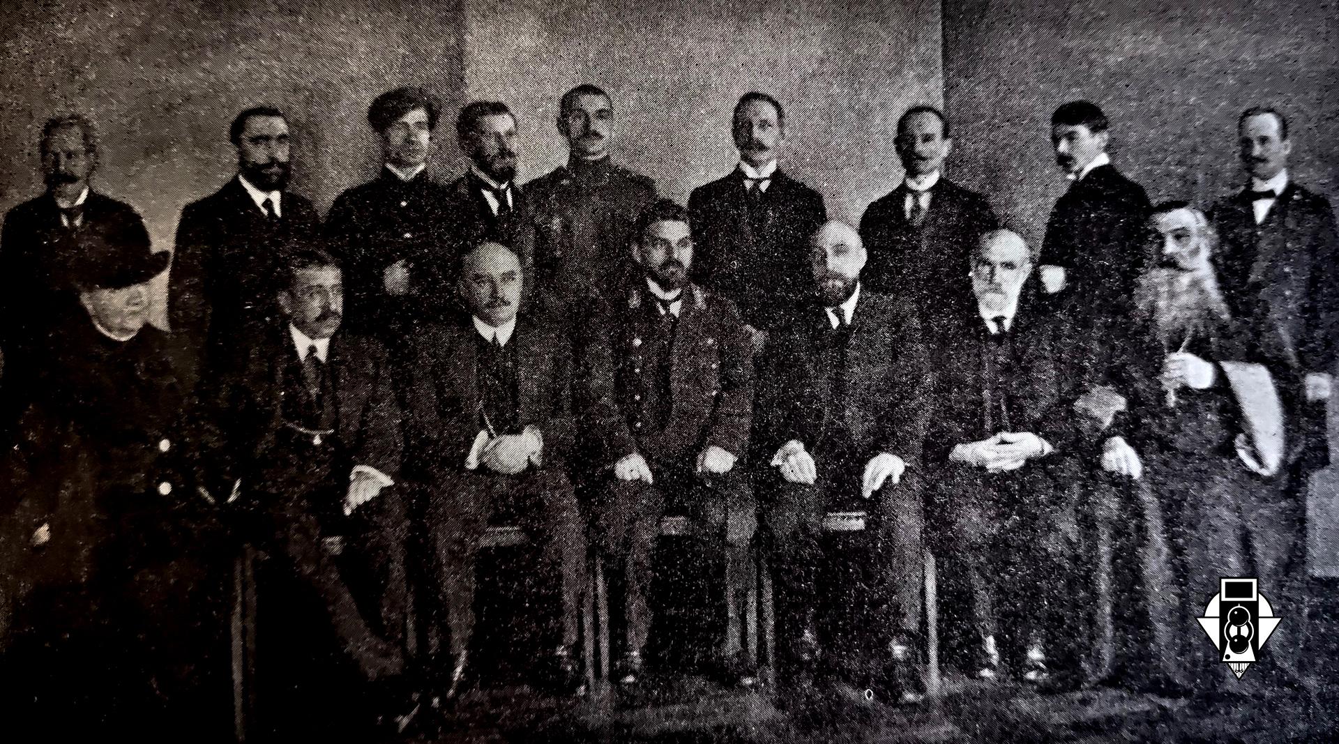 Основание первого в России фототехнического учебного заведения. Одесса 1916 г.
