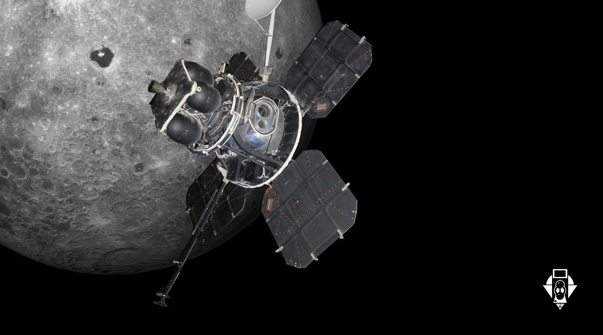 Черно-белый и невидимый космос. Фотографии и приборы