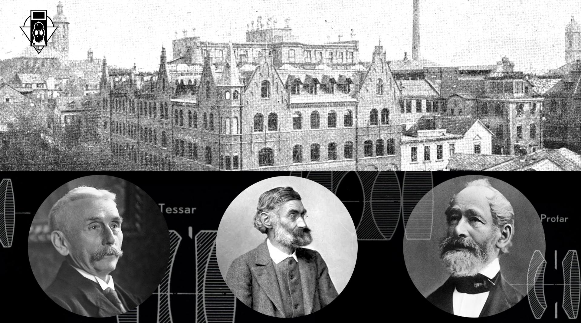 Carl Zeiss. История становления самого известного бренда оптических приборов
