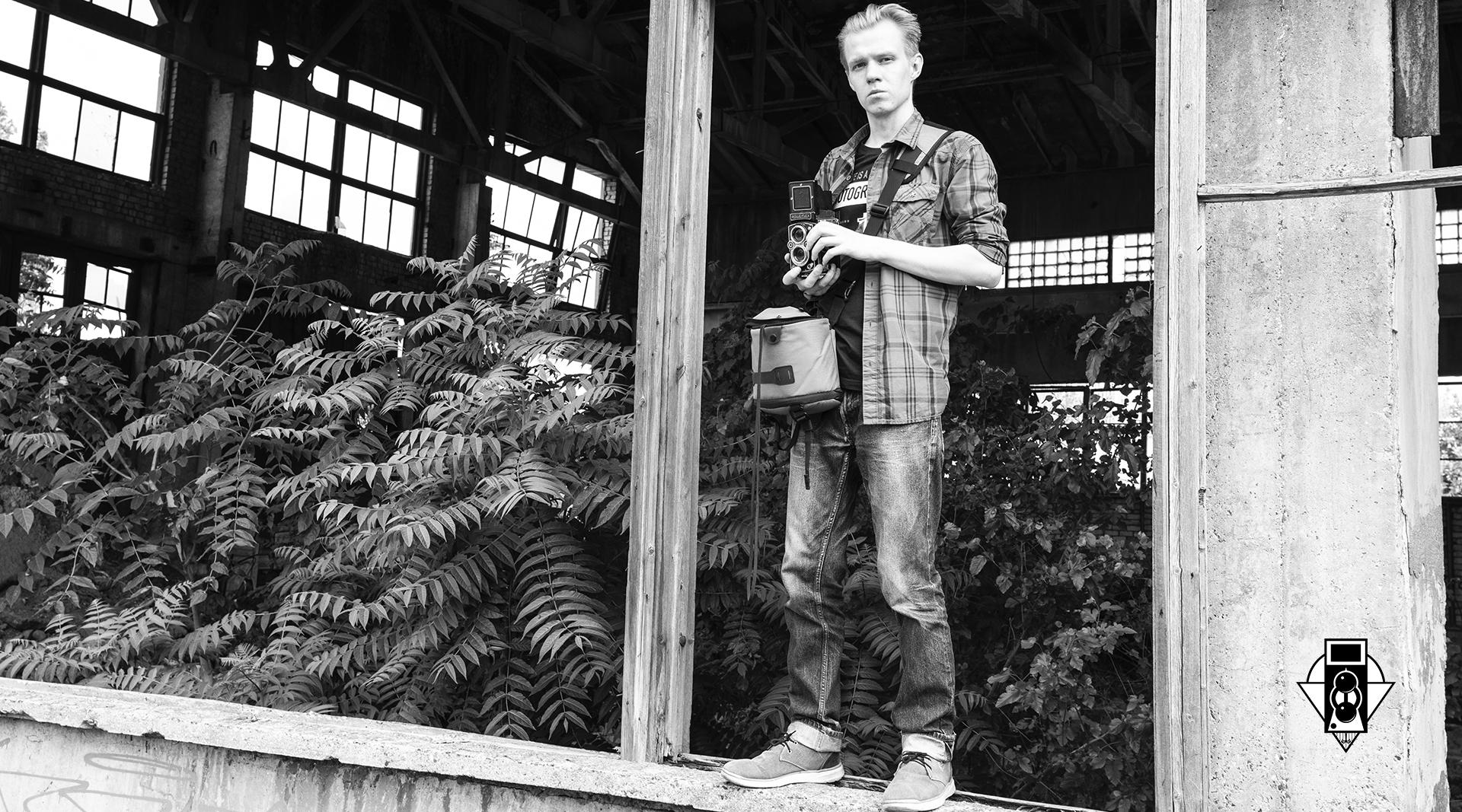 Алексей Самсонов. Идейный вдохновитель у истоков возрождения Одесского Фотографического Общества