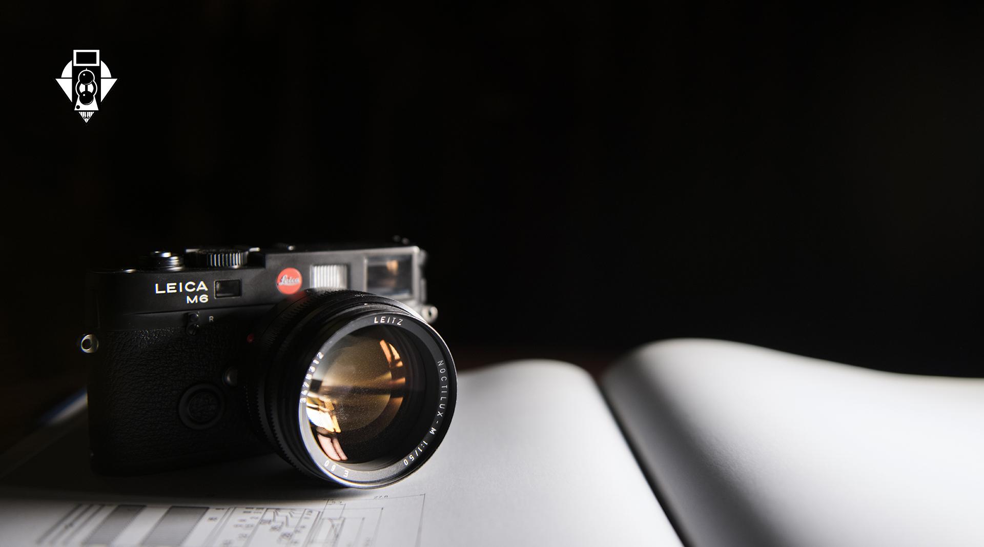 Ночь и свет. Легендарный объектив Leitz Noctilux 50 мм