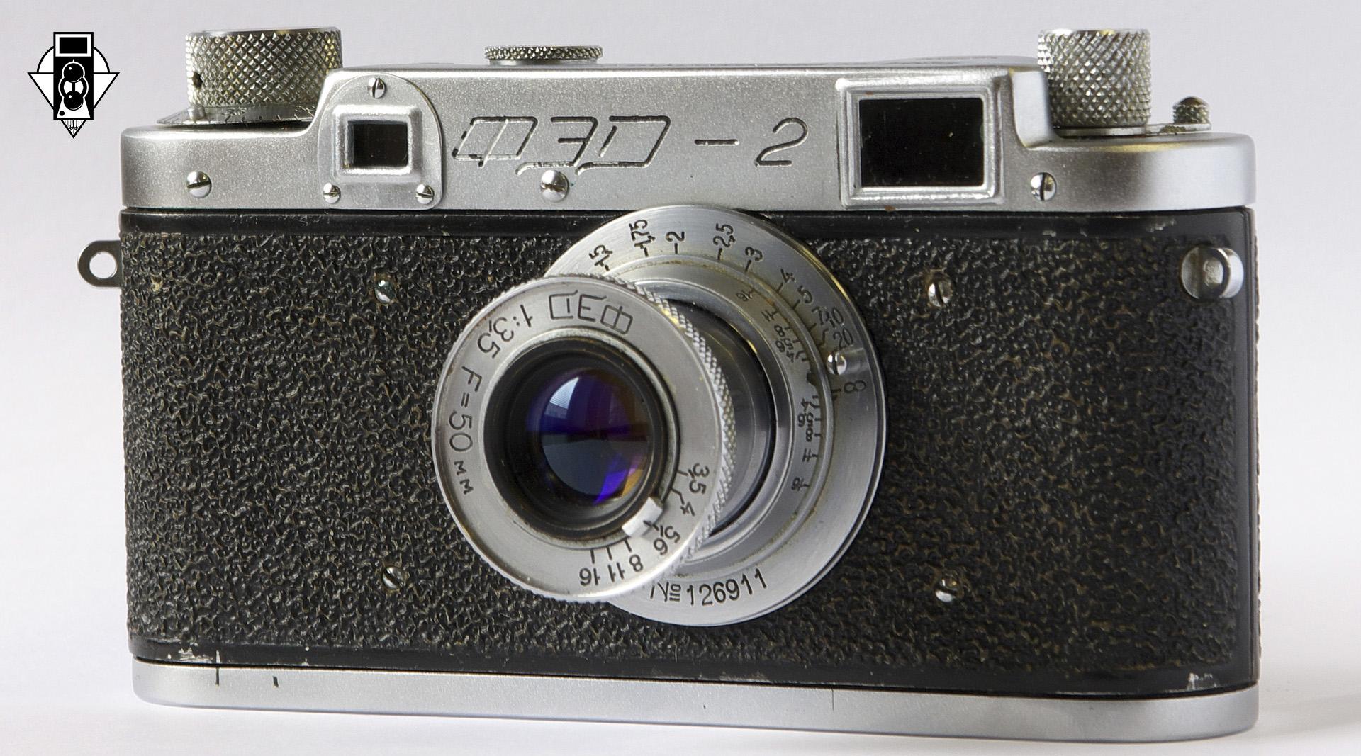 «За лучшую в мире пленочную камеру!» Журнал «Советское фото» 1934 г.