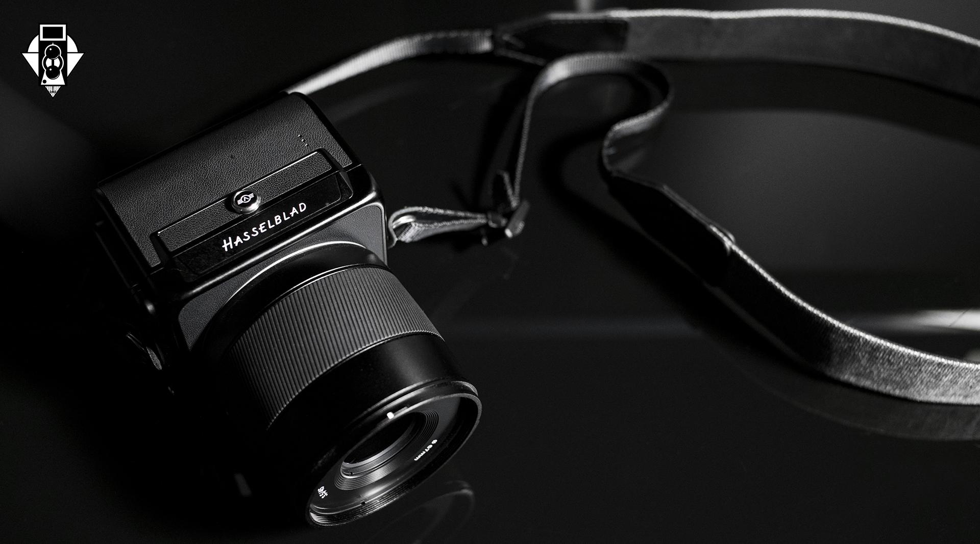 Hasselblad 907X с цифровой задней панелью CFV II 50C.  Создание собственной системы