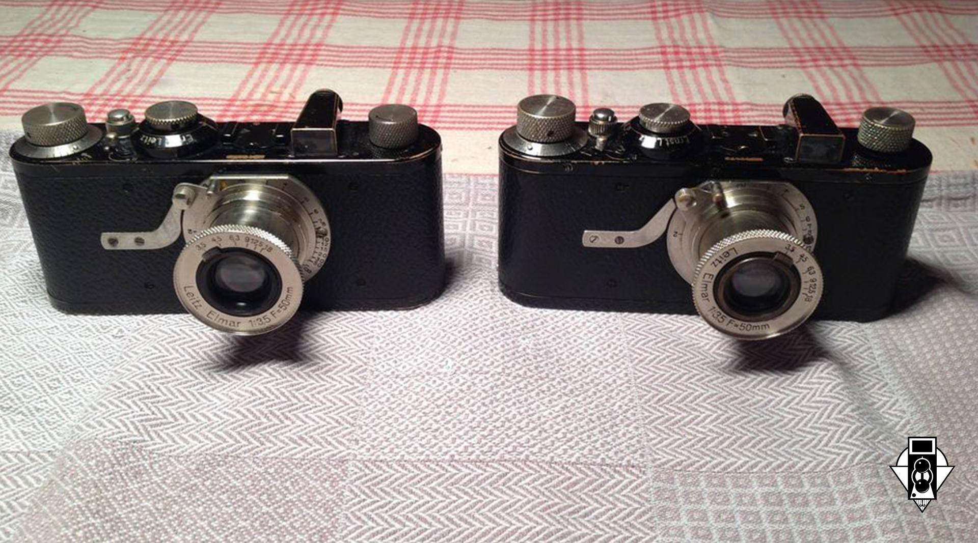 Пошаговая разборка раритетной Leica I