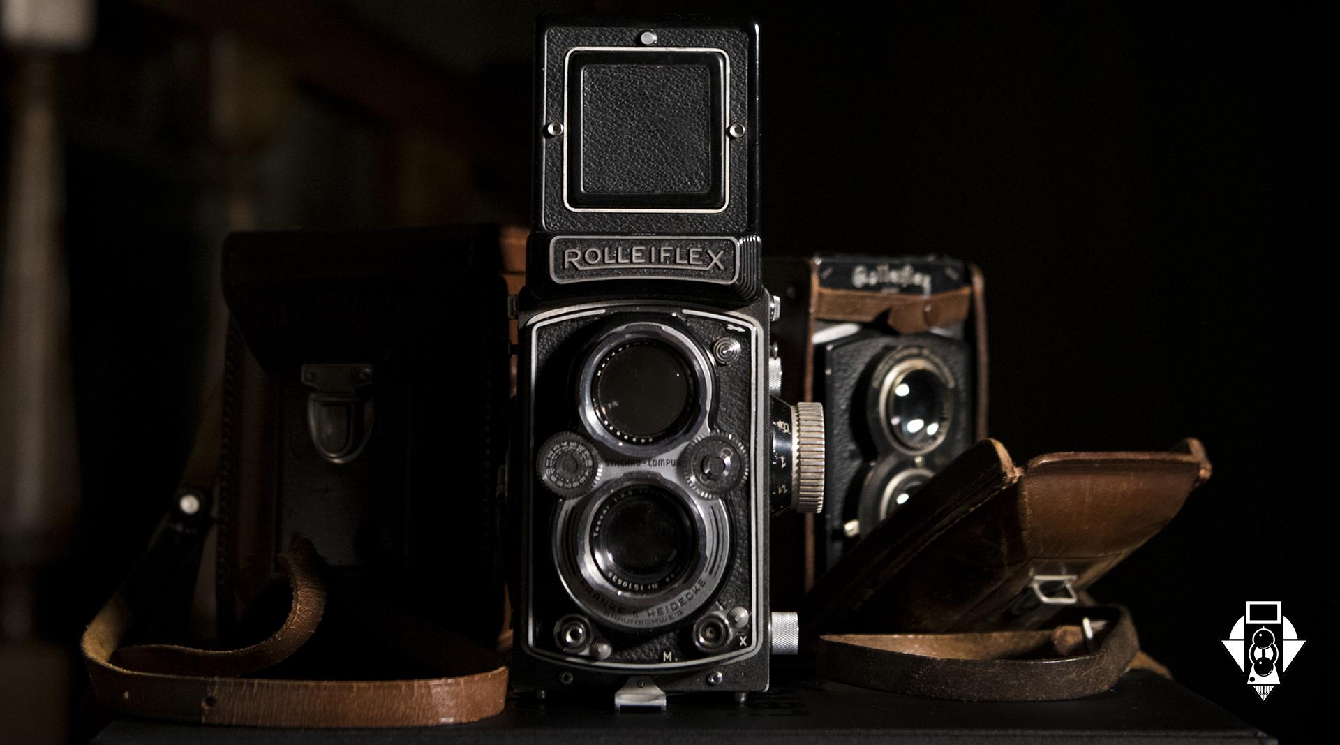 Rolleiflex. Уникальная камера для стрит-фотографии