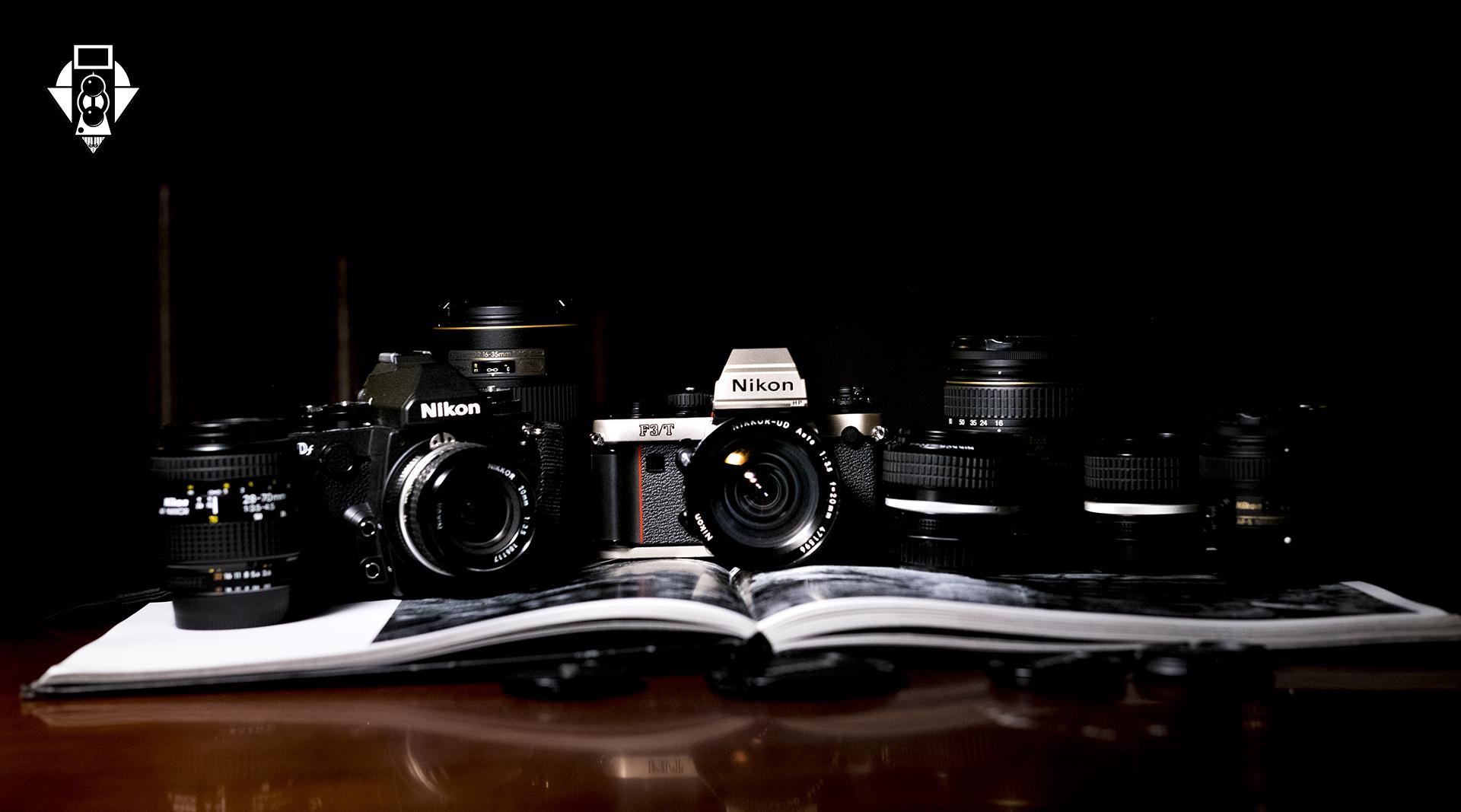 История Nikon. От микромира до космоса