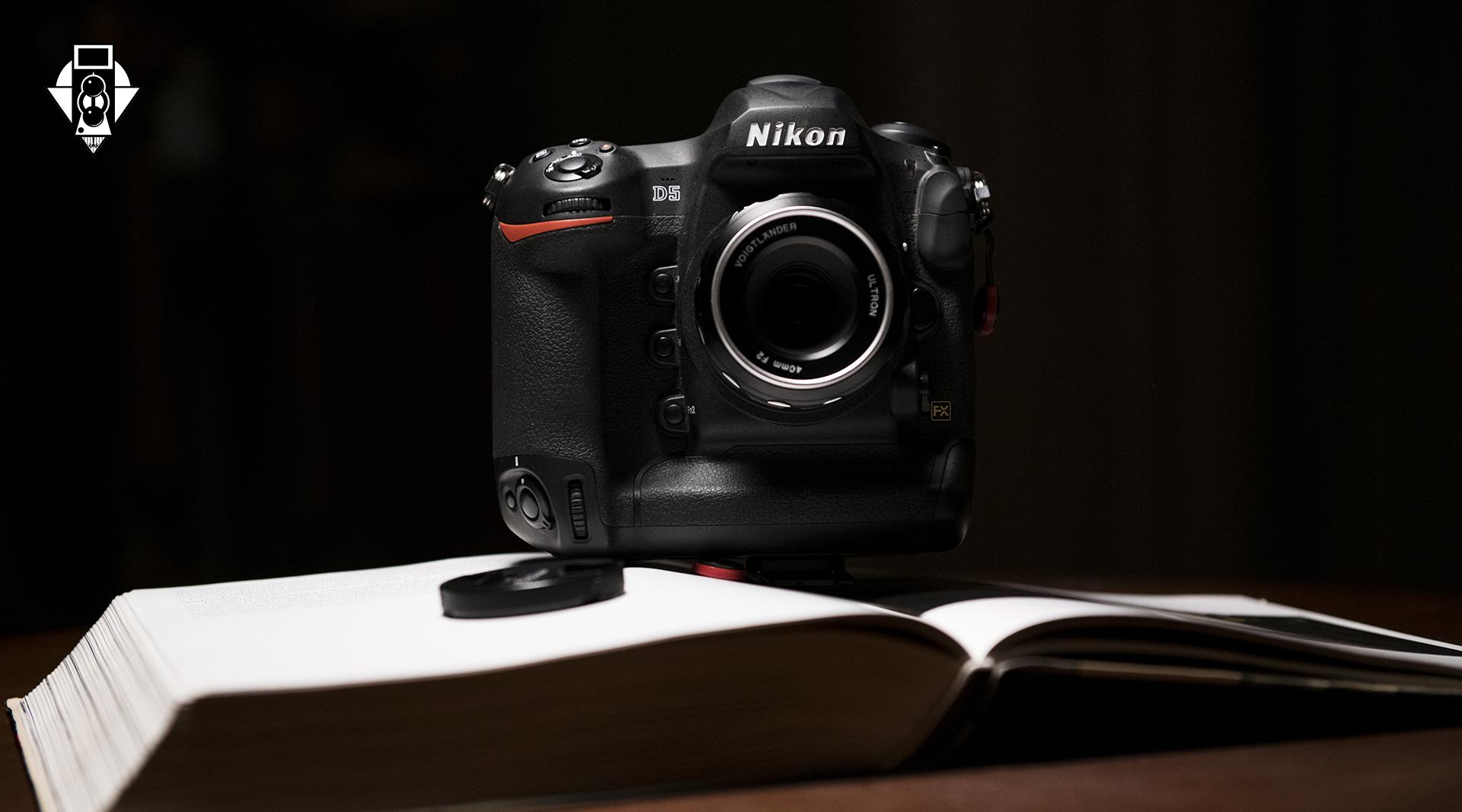 Nikon D1 — D6. Камера, которой можно убить «Крокодила»