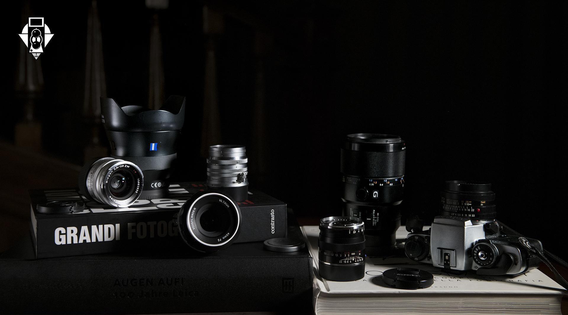 Беседа о фотографической оптике