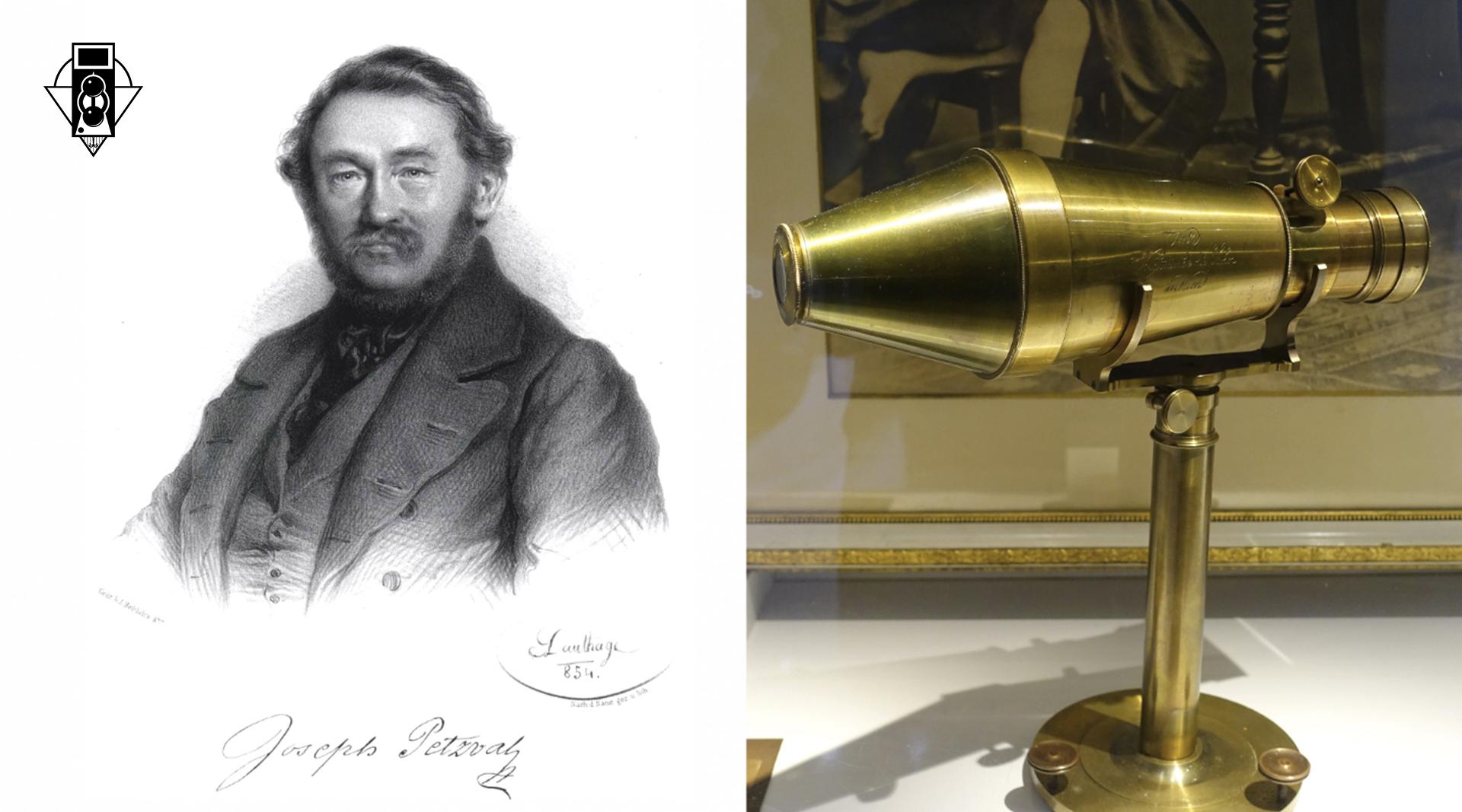 Йозеф Петцваль и его революционное творение