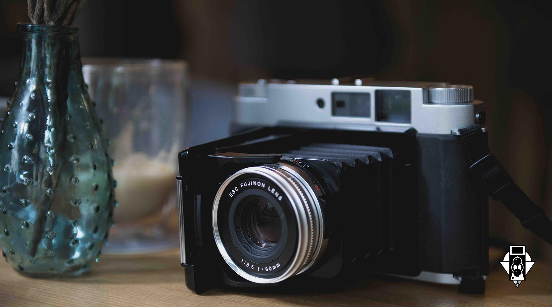 Voigtlander Bessa 667 / Fujifilm GF670. Складная среднеформатная камера