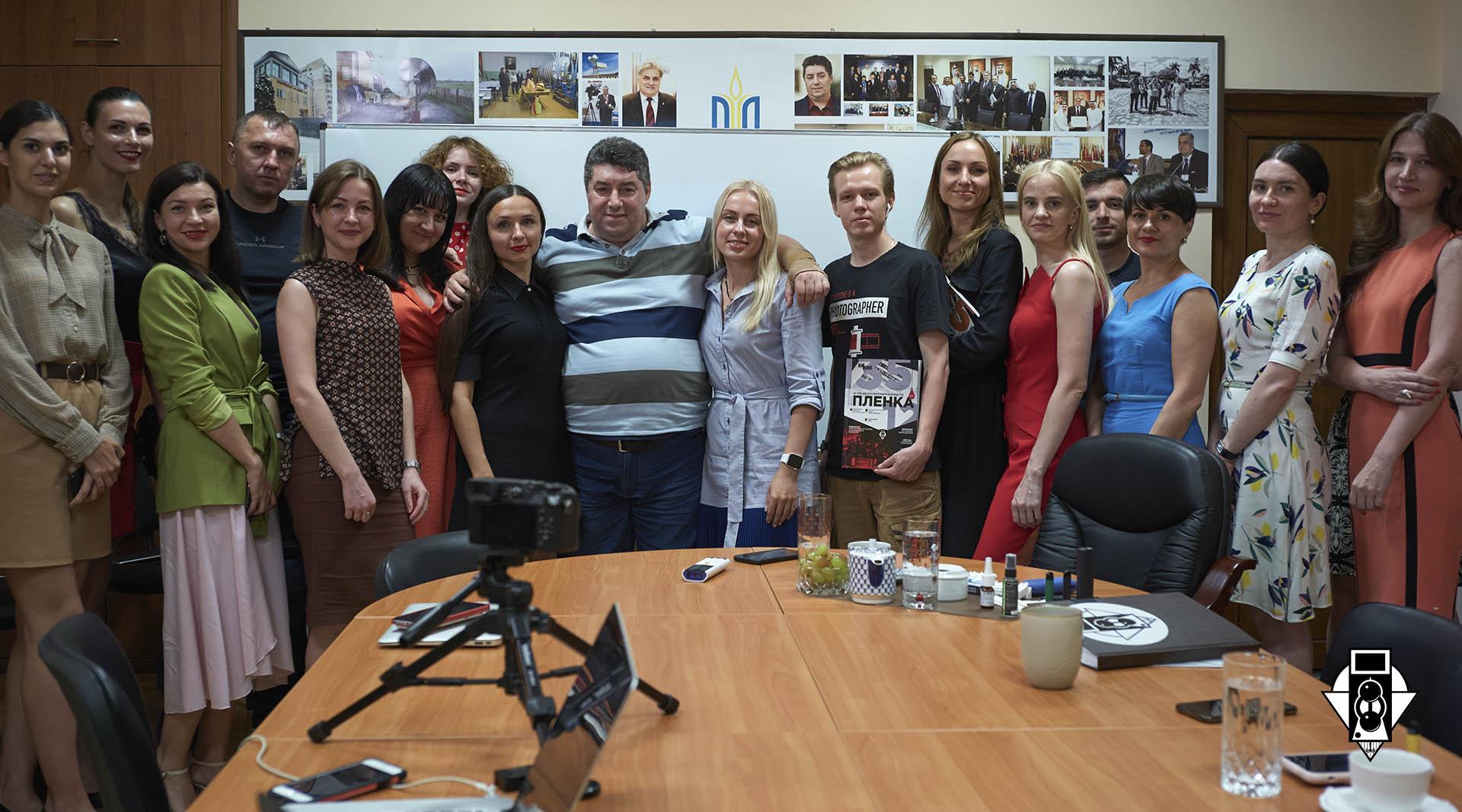 Общее собрание Одесского Фотографического Общества. Июль 2021 г.