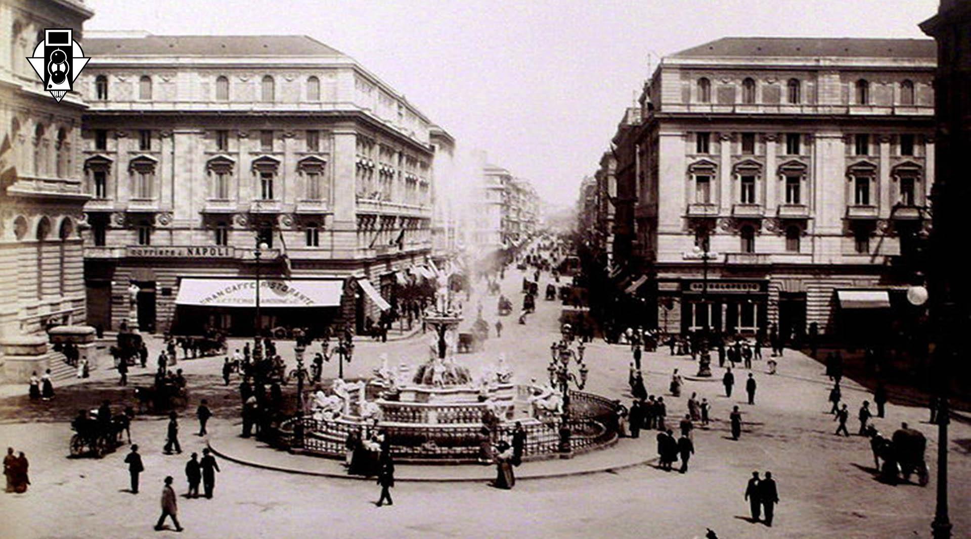 Возрождение Неаполитанского Фотографического Общества